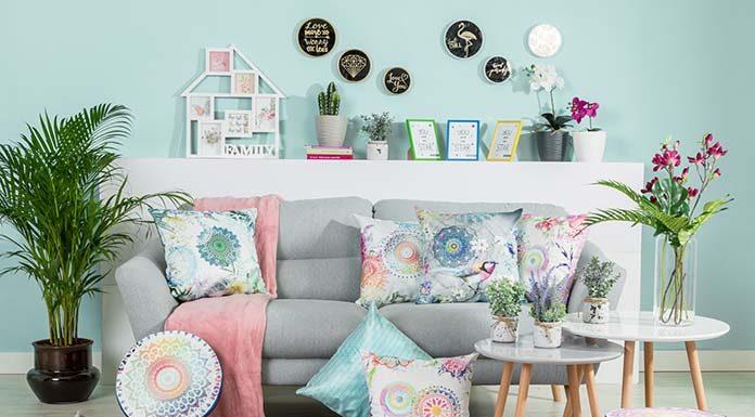 Poszewki na poduszki, poduszki dekoracyjne, pledy… tekstylia, które odmienią Twoje wnętrza!